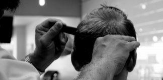 Panowie ruszają do fryzjera