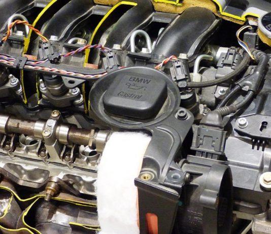Awaria systemu ESP w samochodzie